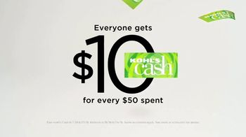 Kohl's Super Saturday Sale TV Spot, 'Father's Day: Surprises for Dad' - Thumbnail 6
