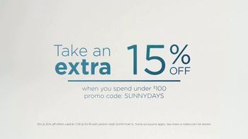 Kohl's Super Saturday Sale TV Spot, 'Father's Day: Surprises for Dad' - Thumbnail 7