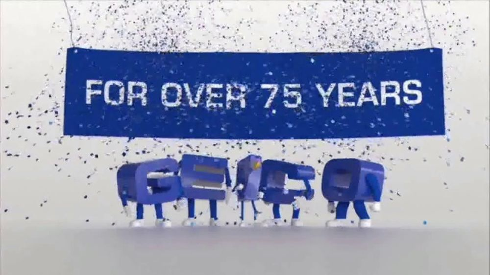 Roadside Assistance State Farm >> GEICO TV Commercial, 'For Over 75 Years' - iSpot.tv