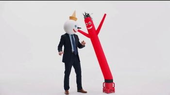 Jack in the Box Spicy Chicken Club Combo TV Spot, 'Tube Man' - Thumbnail 6