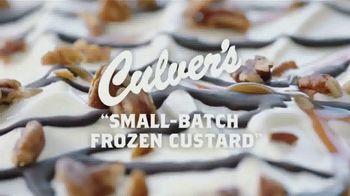 Culver's Small-Batch Fresh Frozen Custard TV Spot, 'Hard Work' - Thumbnail 1