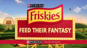 Friskies Extra Gravy Pate and Chunky TV Spot, 'Friskies World' - Thumbnail 9