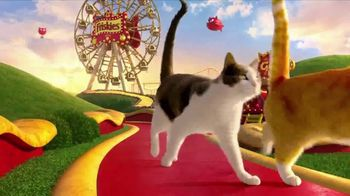 Friskies Extra Gravy Pate and Chunky TV Spot, 'Friskies World' - 12071 commercial airings