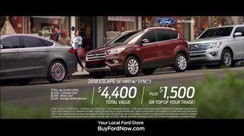 2018 Ford Escape TV Spot, 'Expecting' [T2] - Thumbnail 9