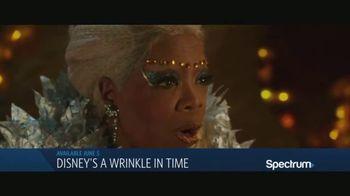 Spectrum On Demand TV Spot, 'A Wrinkle in Time | Sherlock Gnomes'