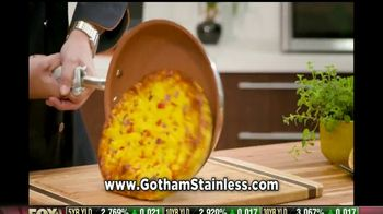 Gotham Steel Stainless TV Spot, 'Strong & Durable' Featuring Daniel Green - Thumbnail 5