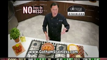 Gotham Steel Stainless TV Spot, 'Strong & Durable' Featuring Daniel Green - Thumbnail 6