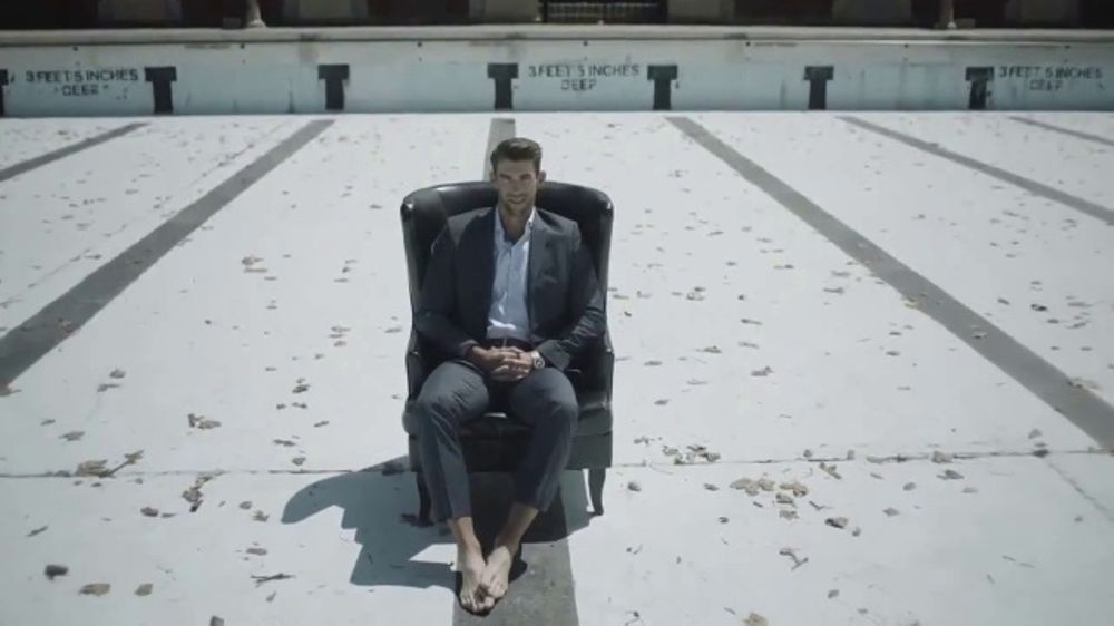 Talkspace TV Commercial, 'The Black Line' Featuring Michael Phelps