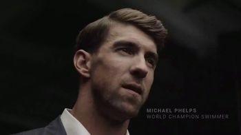 Talkspace TV Spot, 'The Black Line' Featuring Michael Phelps - Thumbnail 1