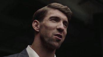 Talkspace TV Spot, 'The Black Line' Featuring Michael Phelps - Thumbnail 2