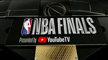 YouTube TV TV Spot, '2018 NBA Finals: Game 3' - Thumbnail 10