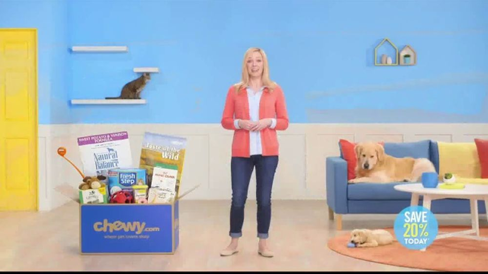 Chewycom Tv Commercial New Puppy Essentials Ispottv