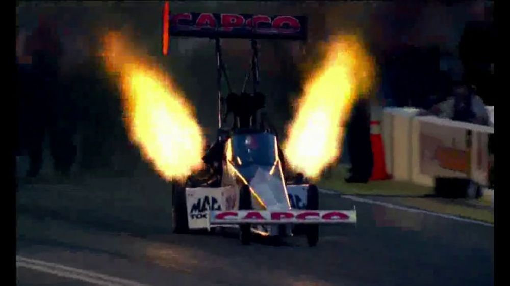 NHRA TV Commercial, 'Ground-Shaking'