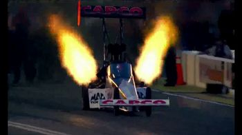 NHRA TV Spot, 'Ground-Shaking'