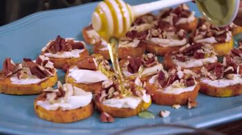 The Laughing Cow TV Spot, 'Food Network: Play Dates' Feat. Tregaye Fraser - Thumbnail 6