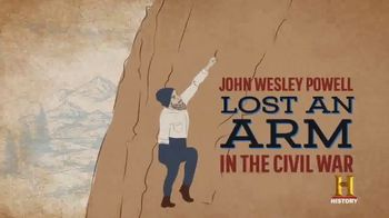 Duluth Trading Company TV Spot, 'History Channel: John Wesley Powell' - Thumbnail 2