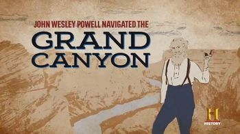 Duluth Trading Company TV Spot, 'History Channel: John Wesley Powell' - Thumbnail 7