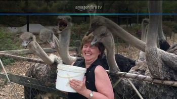 Amazon Fire TV TV Spot, 'Bird Lady'
