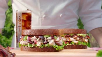 Arby's Market Fresh Sandwiches TV Spot, 'Picnic in the Parking Lot' - 596 commercial airings