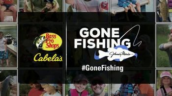 Bass Pro Shops Gone Fishing Event TV Spot, 'T-Shirts and Cooler' - Thumbnail 1