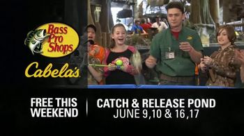 Bass Pro Shops Gone Fishing Event TV Spot, 'T-Shirts and Cooler' - Thumbnail 2