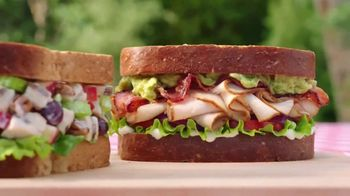 Arby's Market Fresh Sandwiches TV Spot, 'Picnic' - Thumbnail 3