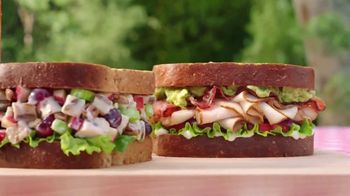 Arby's Market Fresh Sandwiches TV Spot, 'Picnic' - Thumbnail 4