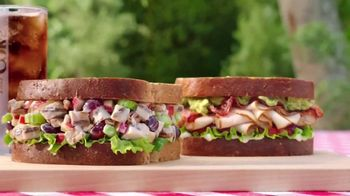Arby's Market Fresh Sandwiches TV Spot, 'Picnic' - Thumbnail 5