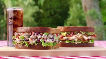 Arby's Market Fresh Sandwiches TV Spot, 'Picnic' - Thumbnail 6