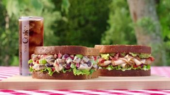 Arby's Market Fresh Sandwiches TV Spot, 'Picnic' - 2063 commercial airings