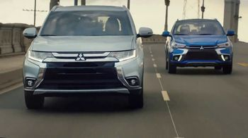 2018 Mitsubishi Outlander TV Spot, 'Separated at Birth' [T1] - Thumbnail 8