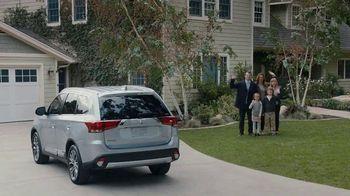2018 Mitsubishi Outlander TV Spot, 'Separated at Birth' [T1] - 148 commercial airings