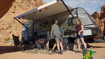 Camping World Biggest Sale of the Year TV Spot, 'Camp in Style' - Thumbnail 1