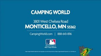 Camping World Biggest Sale of the Year TV Spot, 'Camp in Style' - Thumbnail 10