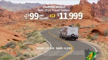 Camping World Biggest Sale of the Year TV Spot, 'Camp in Style' - Thumbnail 5
