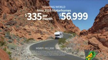 Camping World Biggest Sale of the Year TV Spot, 'Camp in Style' - Thumbnail 6