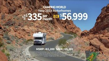 Camping World Biggest Sale of the Year TV Spot, 'Camp in Style' - Thumbnail 7