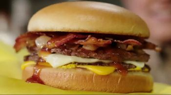 Whataburger Sweet & Spicy Bacon Burger TV Spot, 'It's Back'