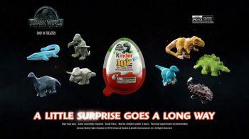 Kinder Joy TV Spot, 'Jurassic World: Fallen Kingdom' - 1189 commercial airings