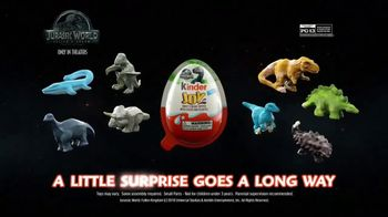 Kinder Joy TV Spot, 'Jurassic World: Fallen Kingdom' - 1189 commercial airings