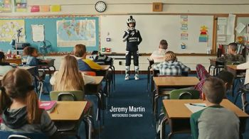 Garmin VIRB 360 TV Spot, 'Sub' Featuring Jeremy Martin - Thumbnail 1