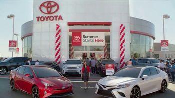 Toyota Summer Starts Here TV Spot, 'Summer Events' [T2] - Thumbnail 1