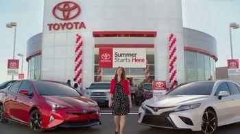 Toyota Summer Starts Here TV Spot, 'Summer Events' [T2] - Thumbnail 2