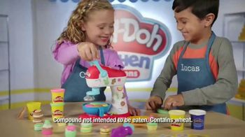 Play-Doh Kitchen Creations TV Spot, 'Disney Channel: Mix Things Up' - Thumbnail 1