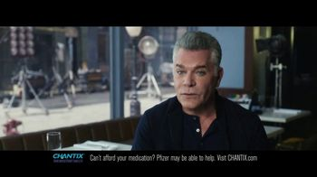 Chantix TV Spot, 'Favorite Role' Featuring Ray Liotta - Thumbnail 9