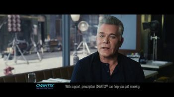Chantix TV Spot, 'Favorite Role' Featuring Ray Liotta - Thumbnail 2