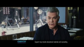 Chantix TV Spot, \'Favorite Role\' Featuring Ray Liotta