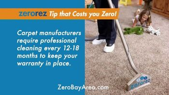 Zerorez TV Spot, 'Zero Cost Tip' - Thumbnail 4