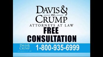 Davis & Crump, P.C. TV Spot, 'Contrast Dye Injury' - Thumbnail 6