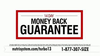 Nutrisystem Turbo 13 TV Spot, 'Weighing You Down: FedEx' Ft. Marie Osmond - Thumbnail 4